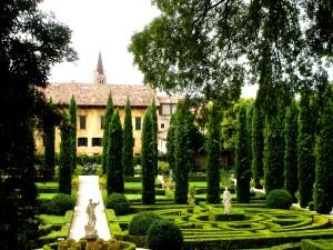 The Giusti Garden's Verona
