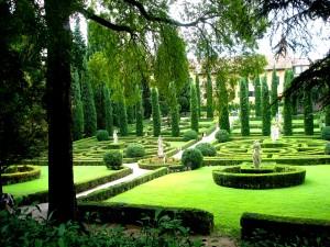 The Giusti Garden's
