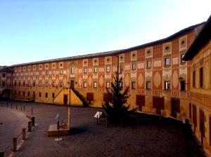 Market Square at San Miniato