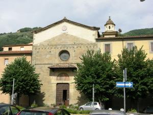 Chiesa di San Francesco, Pescia