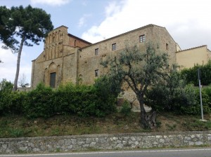 Pieve, a country church