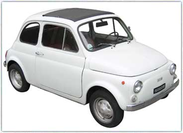 Photo of Fiat 500 car